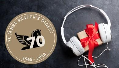 Happy Birthday Reader's Digest: Podcast zum Anhören