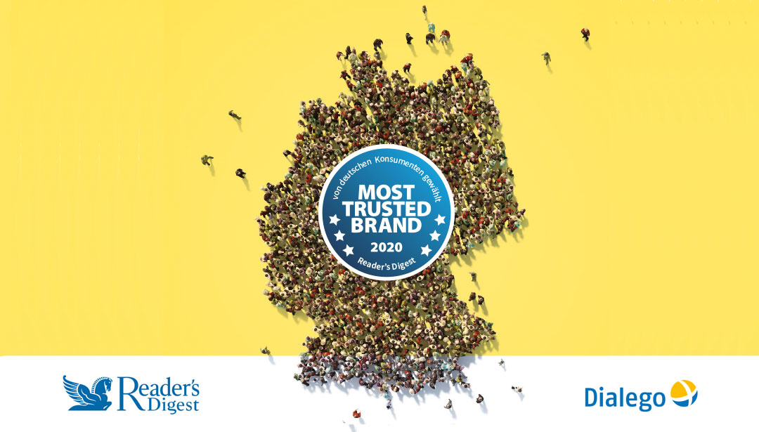 Most Trusted Brands 2020 - die Studie - NR. 2