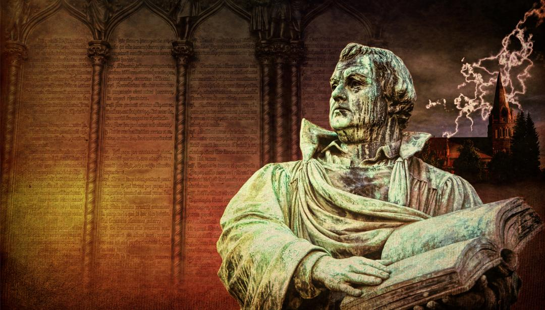 Luther-Quiz - 500 Jahre Reformation