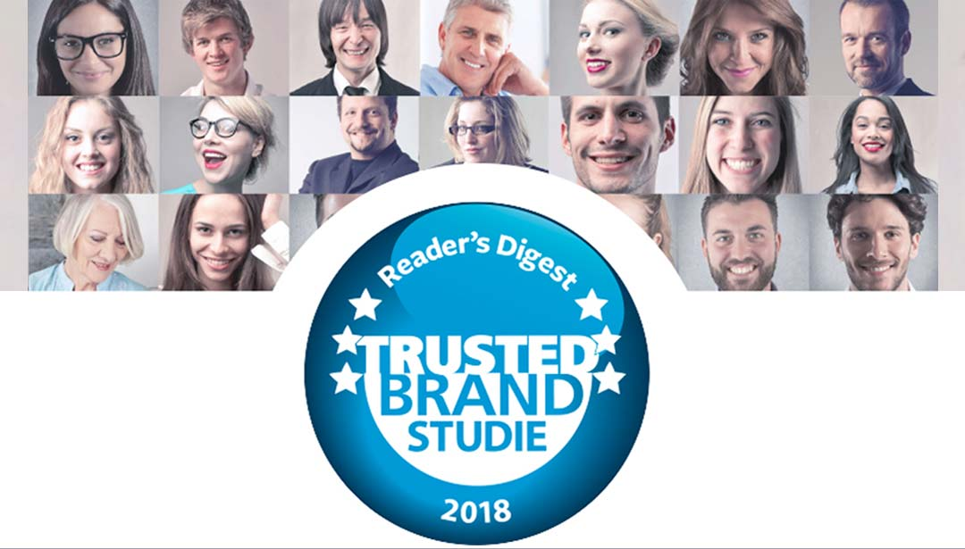 Readers Digest Gratisverlosung 2018: Most Trusted Brands Markenspecial 2018