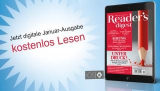 Reader's Digest digitale Ausgabe